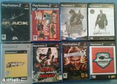 Playstation 2 Eredeti játékok olcsón eladók