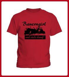 Bauerngirl und Stolz - Auto shirts (*Partner-Link)
