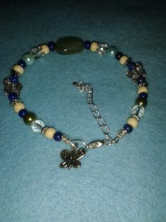Lovingly Designed Bracelets by Susie - today's bracelet 19/06/14. One a day, Made with LOVE!!!