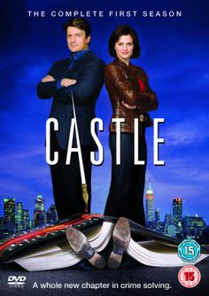 """Lacey recommends Castle: Season 1 - """"Nathan Fillion plays a best-selling mystery writer who, thanks to his friendship with the mayor, gets to follow around a real New York City detective and fan on her cases. With boyish charm and a kid-in-a-candy-store attitude, he quickly wins over Detective Kate Beckett, as well as the others in the precinct, while finding unexpected inspiration for a new book."""""""