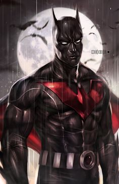 Batman Beyond by alex-malveda.deviantart.com on @DeviantArt