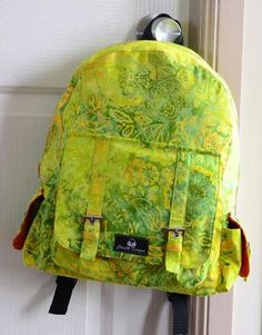 A ChrisW Designs designer bag sewing pattern