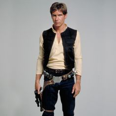 The little-known stories of clothing from a galaxy far, far away, from Darth Vader's helmet to Padme's wedding dress to Han Solo's vest.