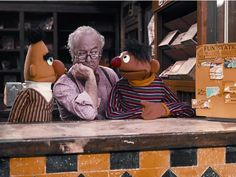 I was one of the Mr. Hooper-generation of Sesame Street viewers.