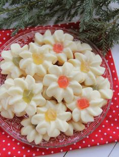 Fursecuri cu rahat (spritate) Jelly Cookies, Baby Birthday Cakes, Romanian Food, International Recipes, No Bake Cake, Deserts, Food And Drink, Sweets, Baking