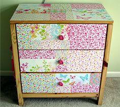 Kindershop Online: Beautification of an old dresser