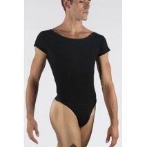 Wear Moi Thong Back leotard for men in black lycra from http://www ...: https://www.pinterest.com/mensdancewearuk/mens-leotard