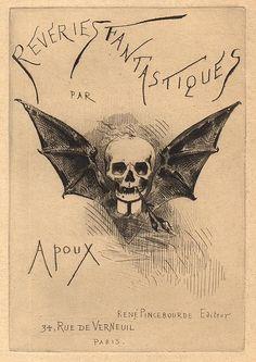 Reveries Fantastiques by Joseph Apoux