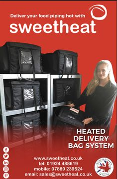 76 Best Sweetheat Heated Delivery Bags Images Delivery Bag