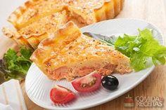 Receita de Pastelão de peixe em receitas de salgados, veja essa e outras receitas aqui!