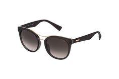 POLICE, die Marke der Firma De Rigo wurde in Italien 1983 als Unisex-Brille auf den Markt gebracht. Ein globales Statement für alle diejenigen, die ungeteilte Aufmerksamkeit suchen. Police Sparkle 3 SPL412 0J91 Sonnenbrille in marrone scuro lucido | POLICE-Produkte werden in über 80 Ländern vertrieben,in...