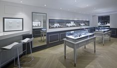 Ofee French Jewellery Boutique by Stefano Tordiglione Design, Hong Kong » Retail Design Blog