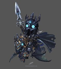 Call me lich king! by Chenbo