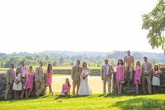 Hayfields Country Club Wedding : Christina and Tim » Maryland Wedding Photography by Annabelle Dando