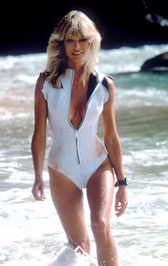 bathing suit farrah fawcett ile ilgili görsel sonucu