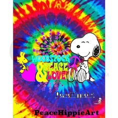 Hippie Snoopy for sure Ashlie Terry I miss and love you! RIP Sweetheart!