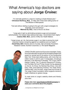 Page 20  See the PDF of all 21 pages for FREE by signing up at www.jorgecruise.com