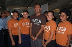Rebranding Fiji Airways