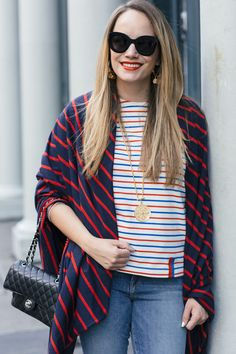 Stripes on Stripes: