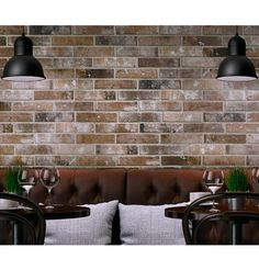 LONDON BEIGE - Designer Ceramic tiles from Rondine ✓ all information ✓ high-resolution images ✓ CADs ✓ catalogues ✓ contact information ✓ find. Brick Effect Tiles, Brick Tiles, Brick Flooring, Brick Wall, Floors, Brick Fireplace, Flooring Ideas, Types Of Floor Tiles, Wall And Floor Tiles