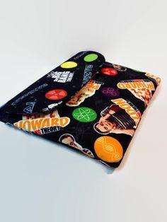 Big Bang Theory Microsoft Surface Case by VintageFabricFinds, $42.00 #bazinga