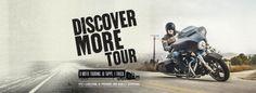 Parte Harley-Davidson Discover More Tour 2015