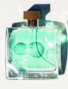 The Best Summer Fragrances for Men - Chrome, Azzaro