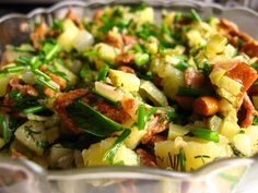 Ароматный  салат