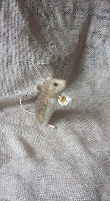 Image result for how to needle felt a mouse #feltanimalsdiy