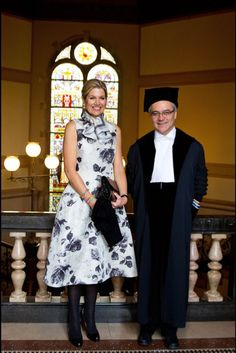 Royals & Fashion: Conference T the University of Utrecht May, 2015.