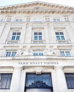 Park Hyatt Vienna Vienna Austria, Best Day Ever, Hotels And Resorts, Europe, Exterior, Seasons, Park, Outdoor Decor, Nature