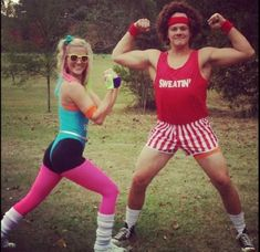 Please don't miss out on our round-up of 2018 Halloween outfits to kickstart your imagination. When considering 2018 Halloween costumes, there are plenty of styles. Usually the creepy celebration always… Costume Halloween Pour 3, Halloween Outfits, Halloween 2018, 80s Party Outfits, Hallowen Costume, Theme Halloween, Costume Ideas, Meme Costume, 80s Costume