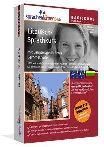 Lernen Sie Litauisch wesentlich schneller als mit herkömmlichen Lernmethoden – und das bei nur ca. 17 Minuten Lernzeit am Tag