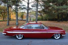 1961 Chevrolet Impala #windscreen www.windblox.com/