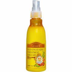 Ginger Hair Repairing Spray //Price: $16.44 & FREE Shipping //     #haircut #hairstylemantra
