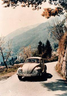 Als Autofahren noch Arbeit war: Auf der Käferrückbank in den Urlaub - diese Erinnerung hat ganze Generationen geprägt.