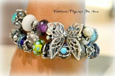 We love the #trollbeads Butterfly <3 perfect for #bracelets and #necklace alike!