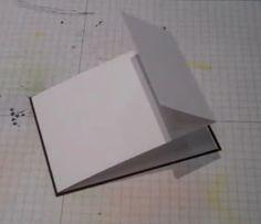 Tutorial - Fun Card Fold | Operazione scrivere a casa