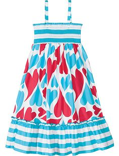 The Dress That's Sometimes A Skirt from #HannaAndersson.    Every single one is adorable!