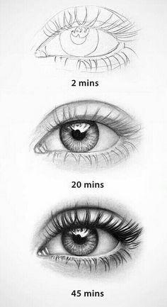 220 Augen Zeichnen Ideen Augen Zeichnen Augen Malen Zeichnen 7