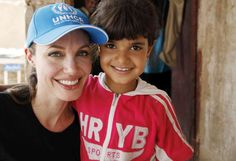 Oscar-winning actress and UN Ambassador Angelina Jolie says the suffering she witnessed on her latest trip to #Iraq is unlike anything she has ever seen before.