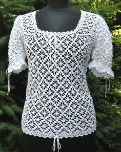 How to Crochet a Little Black Crochet Dress Crochet Baby Dress Pattern, Black Crochet Dress, Crochet Mittens, Crochet Cardigan, Crochet Stitches, Crochet Top, Diy Crochet Projects, Crochet Crafts, Crochet Woman