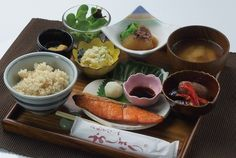 錦の焼き魚定食