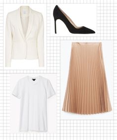 5 Easy Office Uniforms for the Busy Working Woman