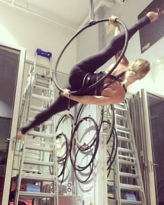 Nice little combo for today's class and Sunday. Today at Energy Kingdom and Sunday TST AAA I have a few variations from… Lyra Aerial, Aerial Hammock, Aerial Dance, Aerial Hoop, Aerial Arts, Aerial Silks, Aerial Gymnastics, Adult Art Classes, Acro Dance