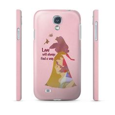 Aurora Quote Sleeping Beauty Disney - Hard Cover Case iPhone 5 4 4S 3 3GS HTC Samsung Galaxy Motorola Droid Blackberry LG Sony Xperia & more on Etsy, $22.99