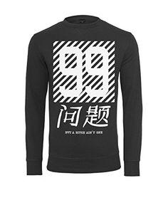 Mister Tee Sweatshirt [schwarz]