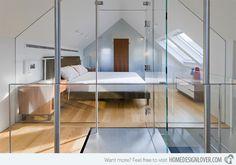 robert gurney attic bedroom design