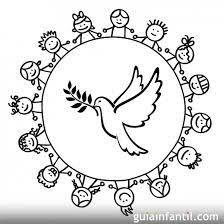 Resultado De Imagen Para Dibujos De Nino Jugando En El Campo Para Colorear Dibujo De Ninos Jugando Dibujos De La Paz Dia De La Paz
