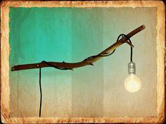 #Kabel, Leuchte & Phantasie